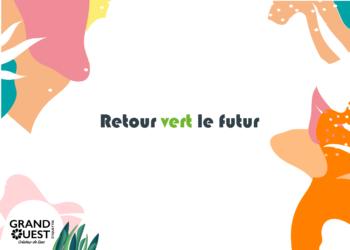 Packaging Eco : Retour VERT le futur
