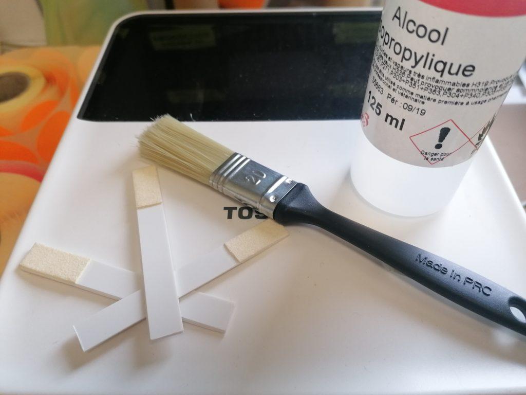 kit nettoyage tete d'impression